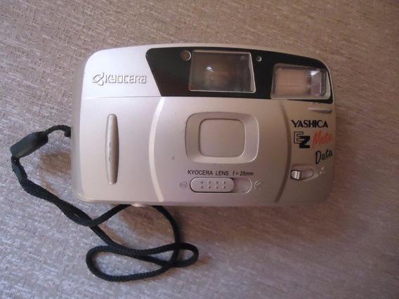 Câmera Yashica Antiga Analógica