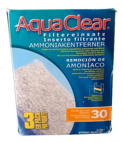 Imagen 1 de 3 de Removedor De Amoniaco Aquaclear Acuario X 1 Unidad