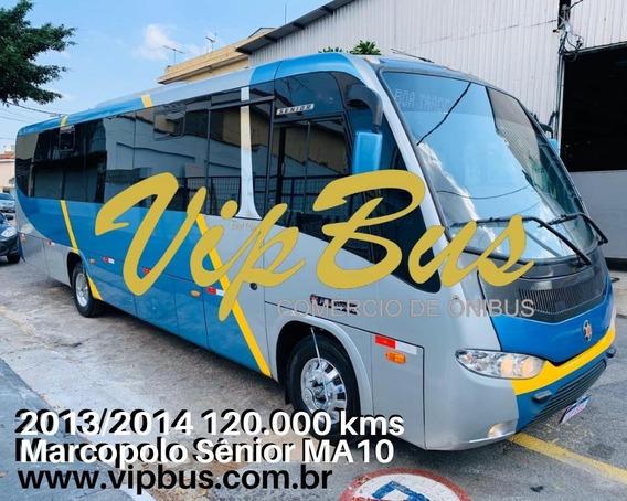 Senior 2013/2014 Ar Condicionado Financia 100% Vipbus