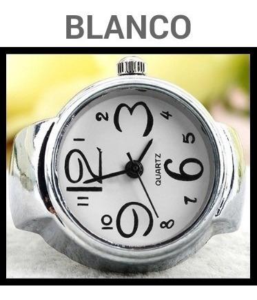 Hermosos Anillos Reloj/accesorio/moda Para Dama