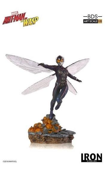 The Wasp - Vespa - Bds Art Scale 1/10 - Iron Studios