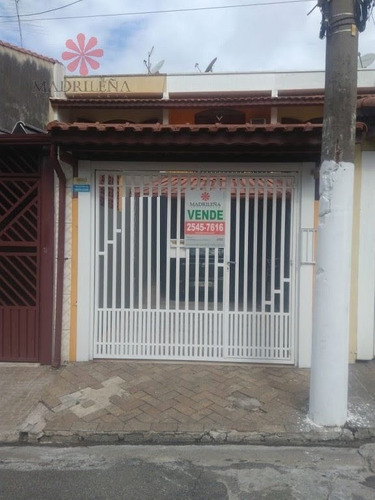 Imagem 1 de 15 de Casa Sobrado Em Vila Ponte Rasa  -  São Paulo - 1372