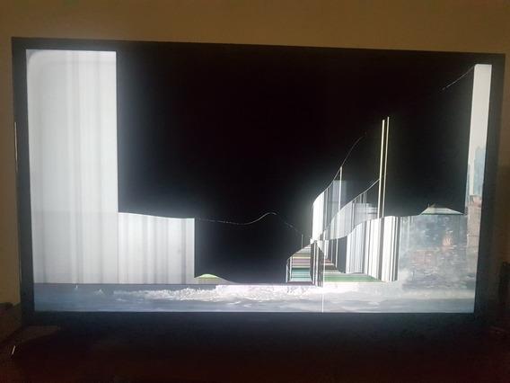 Smart Tv Led 32 Hd Samsung Un32j4300ag (quebrada)