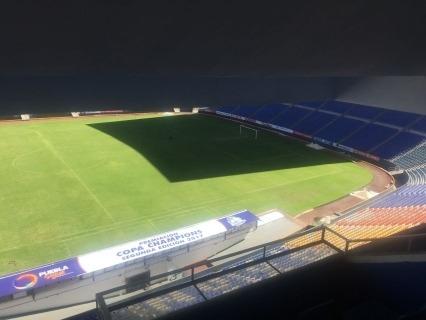 Palco Estadio Puebla Cuauhtemoc Renta Anual Evento Futbol