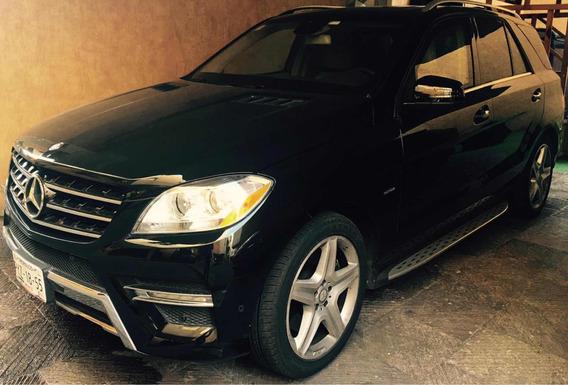 Mercedes-benz Clase M Blindada Nivel 3 +
