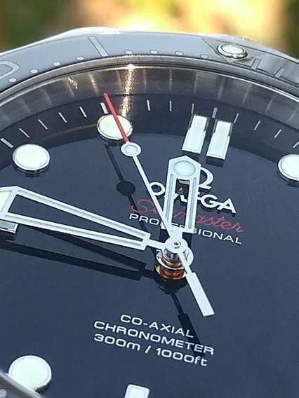 Omega Seamaster 300 Ceramic Co Axial 2500d