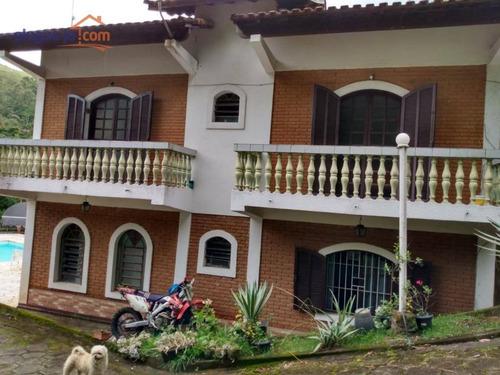 Imagem 1 de 18 de Chácara À Venda, 5800 M² Por R$ 750.000,00 - Vila São Geraldo - São José Dos Campos/sp - Ch0135
