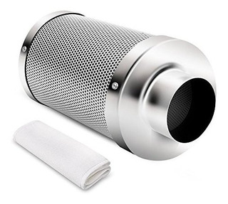 Ipower Glfilt12l Filtro De Carbono De Aire De 12 X 48 Pulgad