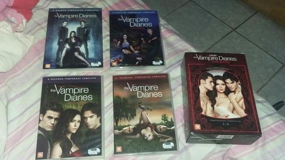 The Vampire Diaries - Box 1 - 4 Temporada