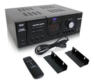 Pyle Amplificador Potencia Pt3300 Dj 3000 Watts