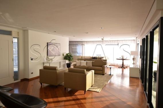 Apartamento Alto Padrão Proximo Ao Pq. Do Ibirapuera Para Venda - Sf27632