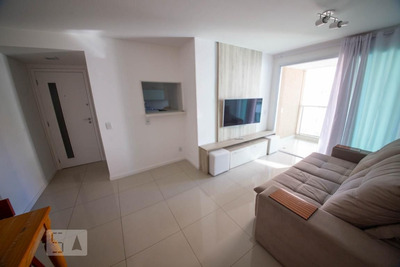 Apartamento No 8º Andar Mobiliado Com 2 Dormitórios E 1 Garagem - Id: 892918118 - 218118