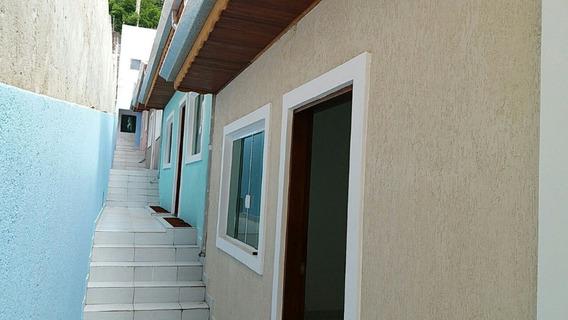 Venda-sobrado Em Condominio Com 02 Dormitorios-01 Vaga-mogi Moderno-mogi Das Cruzes-sp - V-1907