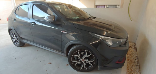Fiat Argo Hgt - Diciembre 2017