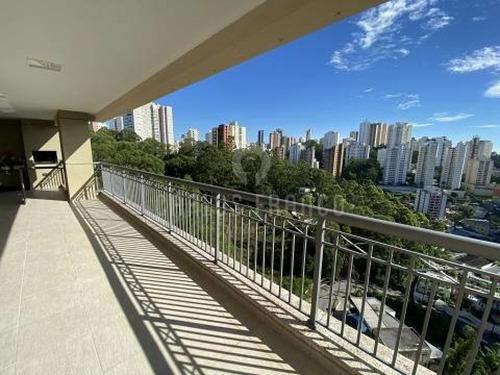 Apartamento 4 Dormitórios - Morumbi - Cf66069