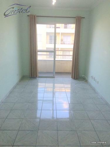 Imagem 1 de 7 de Apartamento Para Venda, 2 Dormitórios, Jaguaribe - Osasco - 17370