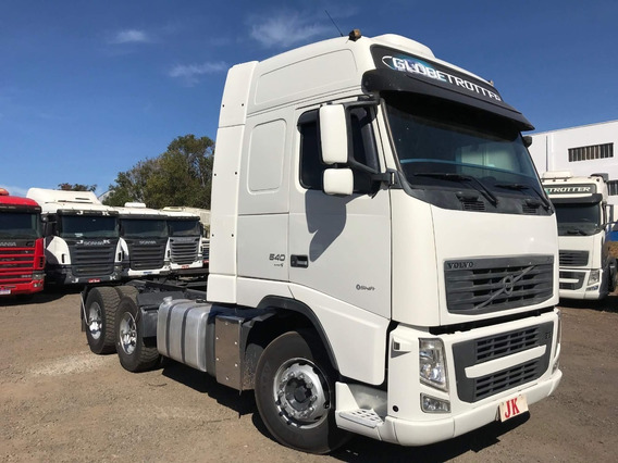 Volvo Fh 540 Ano 2012 I-shift