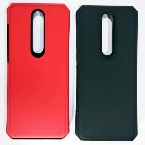 Nokia 5.1 Plus Protector Reforzado