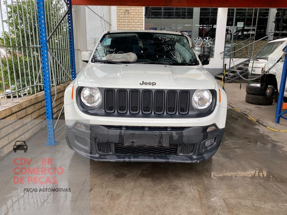 Sucata Jeep Renegade 1.8 Flex 2018