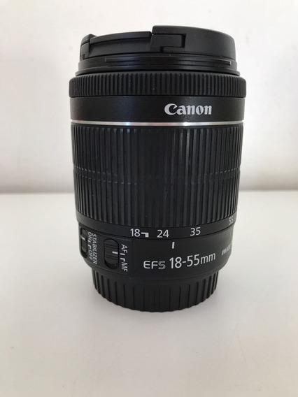 Lente Canon 18-55 Stm 3.5-5.6