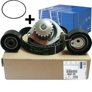 Kit Distribución Original + Bomba Skf 206 207 208 307 308 408 C3 C4 Partner Berlingo 1.6 16v