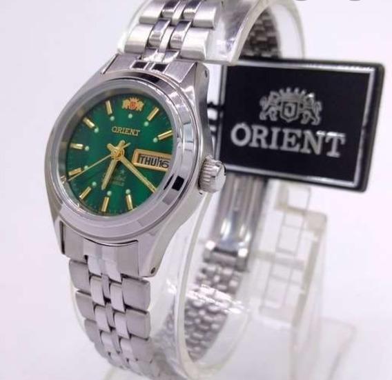 Relógios Orient Feminino Automático, Tamanho: 28mm