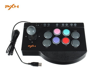 Control Arcade Pxn - Tablero Retro - Para Xbox One, Ps3, Ps4, Nintendo Switch, Windows, Android.