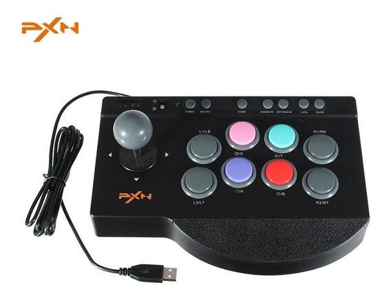 Control Arcade Pxn - Tablero Retro - Para Xbox One, Ps3, Ps4, Nintendo Switch, Windows, Android.