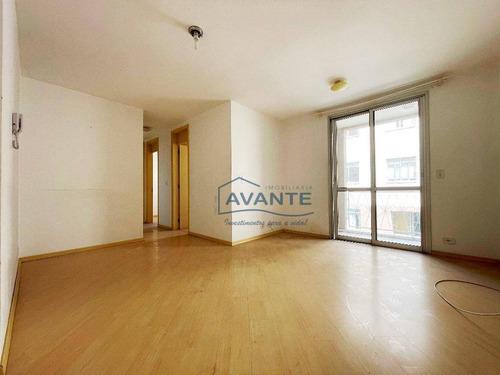 Apartamento Com 3 Dormitórios Para Alugar, 69 M² Por R$ 1.200,00/mês - Capão Raso - Curitiba/pr - Ap1232