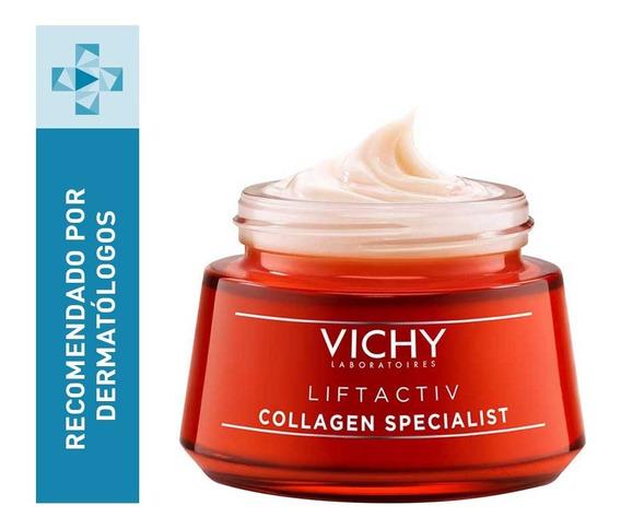 Crema De Día Vichy Liftactiv Collagen Specialist 50ml Mixta