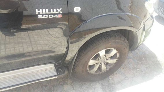 Toyota Hilux 3.0 Sr Cab. Dupla 4x4 4p 2010
