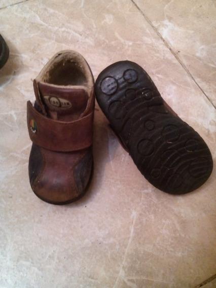 Zapatos Unisex Pocholin Talla 23