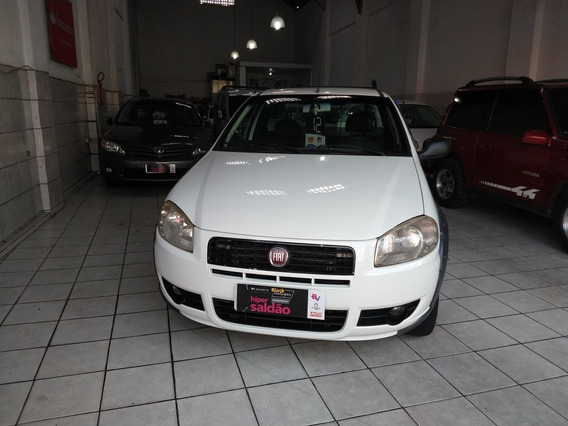Fiat Strada 1.4 Working Flex 2p 2012
