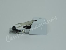 Calcador Sapatilha Overlock Com Corte Arremate Patchwork
