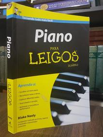 Piano Para Leigos Com Cd
