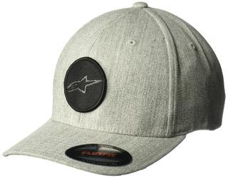 Sombrero De Hombre De Alpinestars, Gris Heather, L / Xl