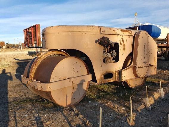 Compactador Aleman Doble Tambor Vibrante