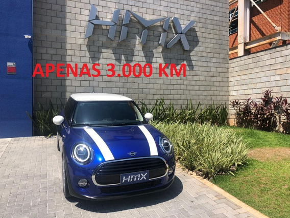 Mini Cooper 1.5 12v Twinpower Gasolina Top 2p Steptronic