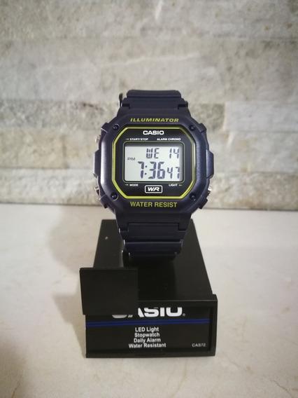 Reloj Casio F-108wh-2a2cf