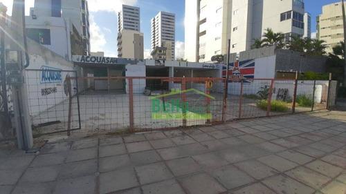 Terreno Para Alugar, 500 M² Por R$ 6.000,00/mês - Candeias - Jaboatão Dos Guararapes/pe - Te0180