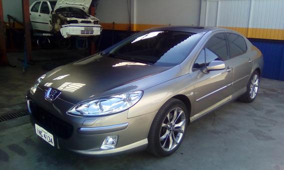 Peugeot 407 3.0 V6 4p