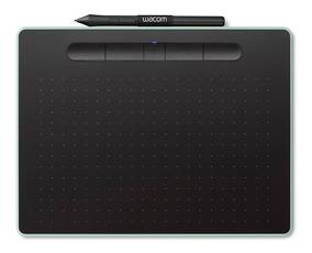 Mesa Digitalizadora Wacom Intuos Pequena/bluetooth/cor Verde