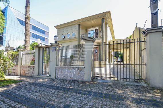 Batel, Casa Residencial E Comercial Com Amplo Estacionamento, 4 Suítes (1 Suíte Master) - Re61432279