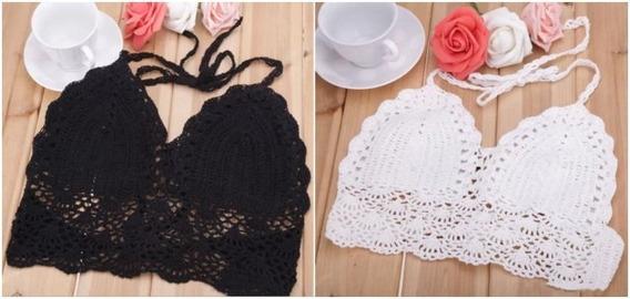 Tops Tejidos Crochet