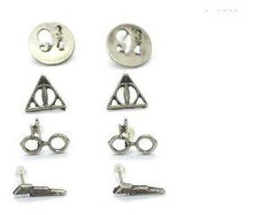 Pack Aros Harry Potter Hogwarts - Harry Potter
