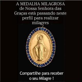 Medalha Milagrosa Colecionador ¿