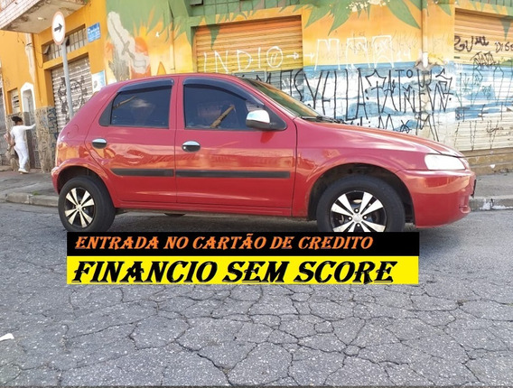 Gm Celta Financiamento Com Score Baixo