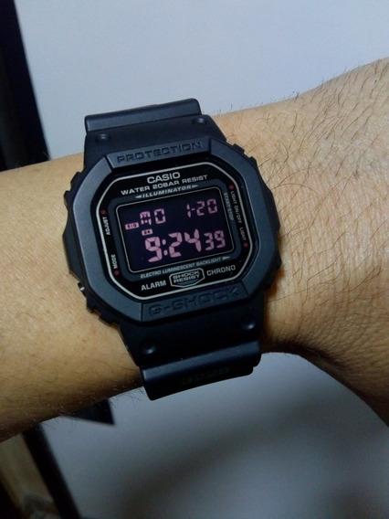 Relógio Casio G Shock Dw 5600 Ms