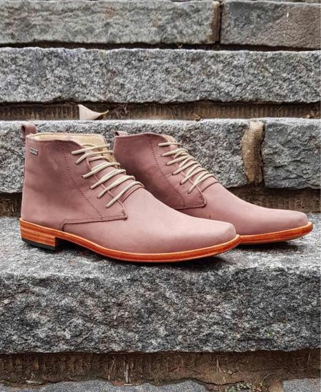 Zapato Botita De Hombre Importados