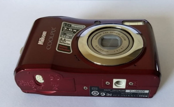 Coolpix L20 Nikon